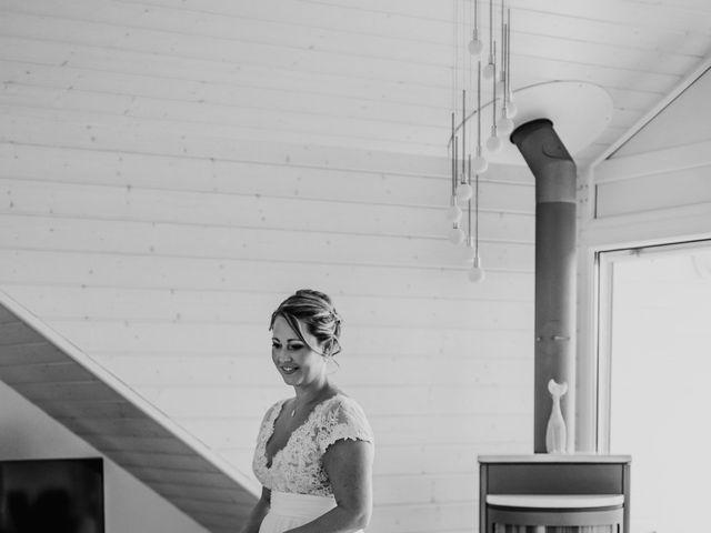 Le mariage de Corentin et Jennifer à Saint-Sixt, Haute-Savoie 22