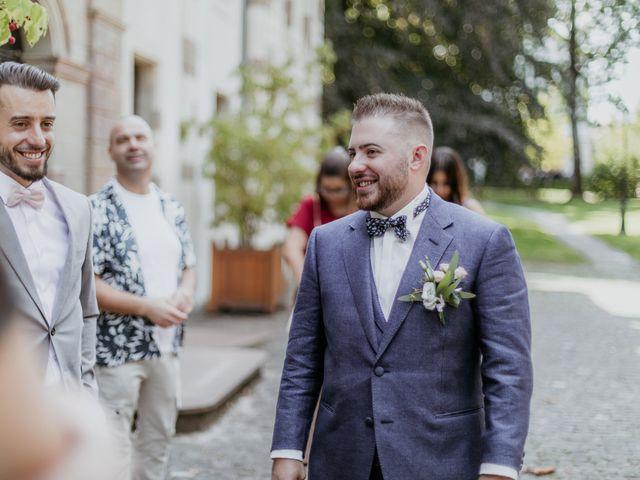 Le mariage de Corentin et Jennifer à Saint-Sixt, Haute-Savoie 24