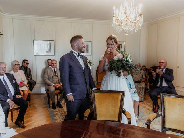 Le mariage de Corentin et Jennifer à Saint-Sixt, Haute-Savoie 29