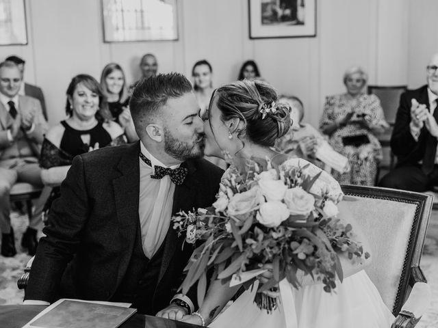 Le mariage de Corentin et Jennifer à Saint-Sixt, Haute-Savoie 31