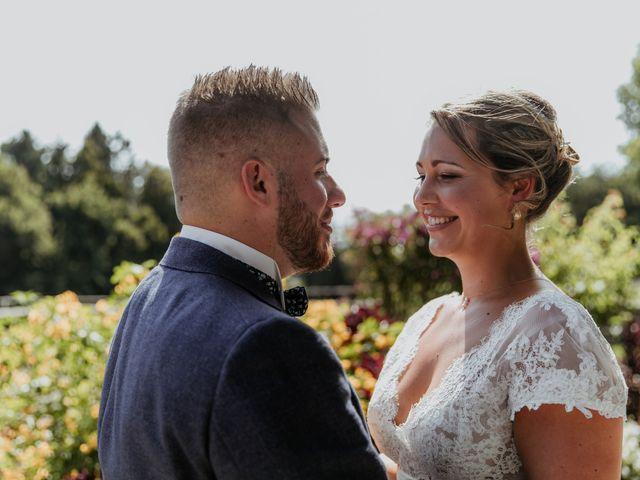 Le mariage de Corentin et Jennifer à Saint-Sixt, Haute-Savoie 33