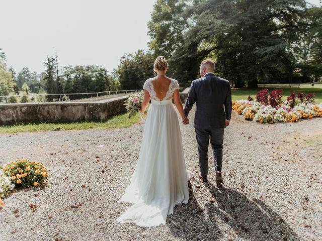 Le mariage de Corentin et Jennifer à Saint-Sixt, Haute-Savoie 34