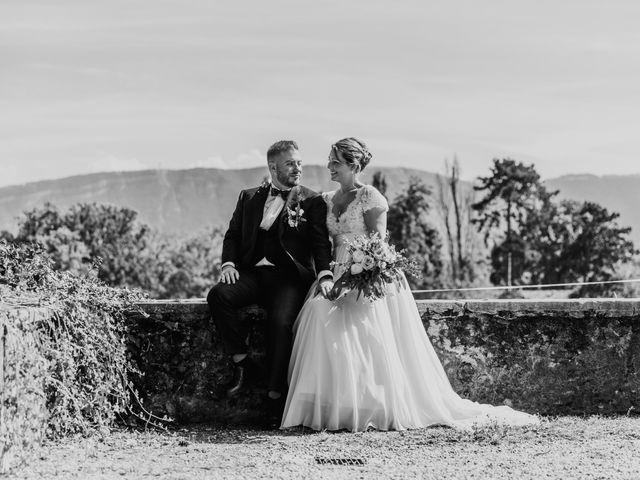 Le mariage de Corentin et Jennifer à Saint-Sixt, Haute-Savoie 41