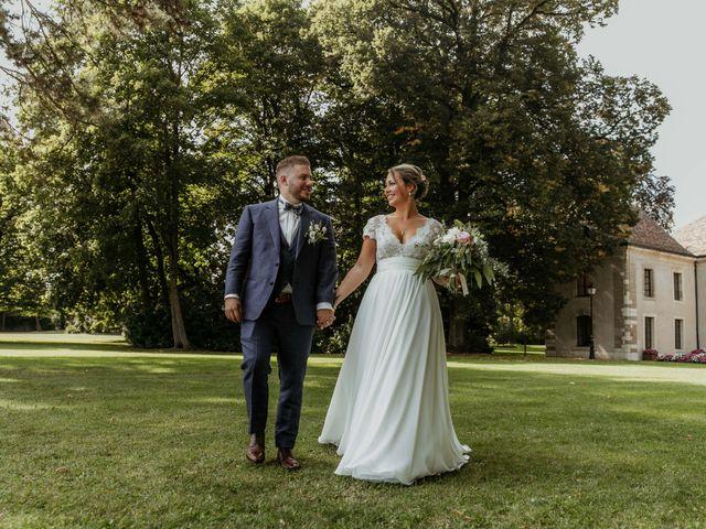 Le mariage de Corentin et Jennifer à Saint-Sixt, Haute-Savoie 43