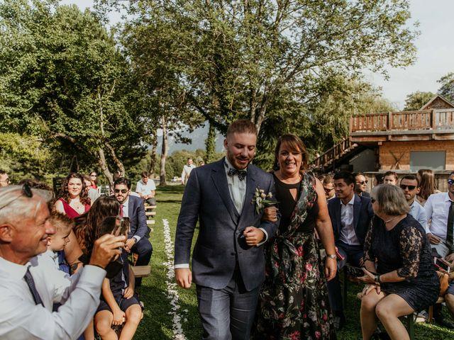 Le mariage de Corentin et Jennifer à Saint-Sixt, Haute-Savoie 47