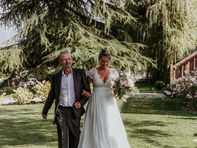Le mariage de Corentin et Jennifer à Saint-Sixt, Haute-Savoie 49