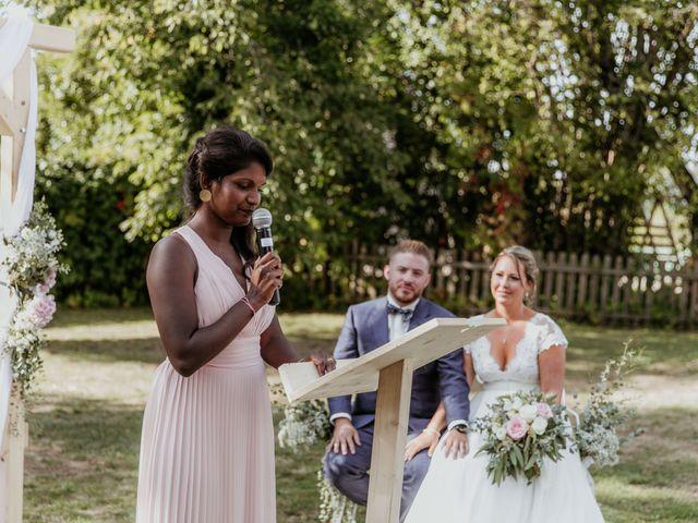 Le mariage de Corentin et Jennifer à Saint-Sixt, Haute-Savoie 51
