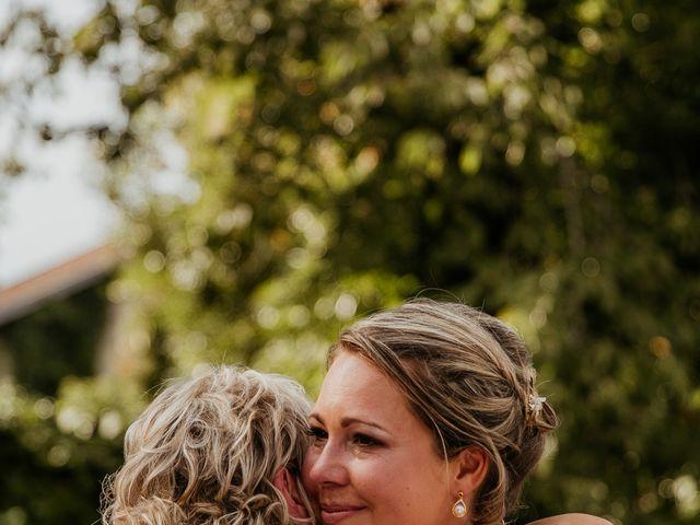 Le mariage de Corentin et Jennifer à Saint-Sixt, Haute-Savoie 53