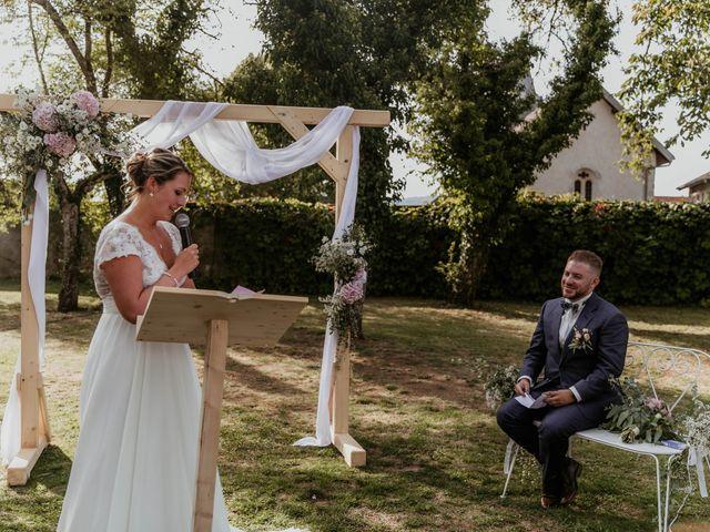 Le mariage de Corentin et Jennifer à Saint-Sixt, Haute-Savoie 54