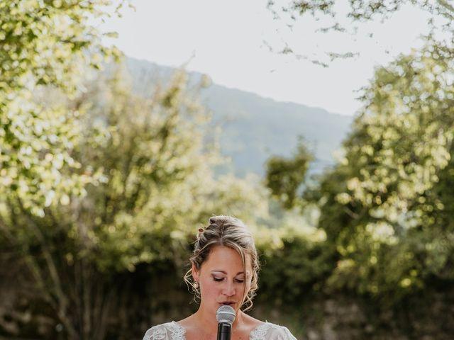 Le mariage de Corentin et Jennifer à Saint-Sixt, Haute-Savoie 56