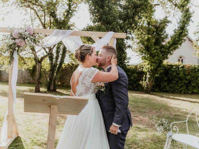 Le mariage de Corentin et Jennifer à Saint-Sixt, Haute-Savoie 57
