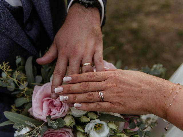 Le mariage de Corentin et Jennifer à Saint-Sixt, Haute-Savoie 68