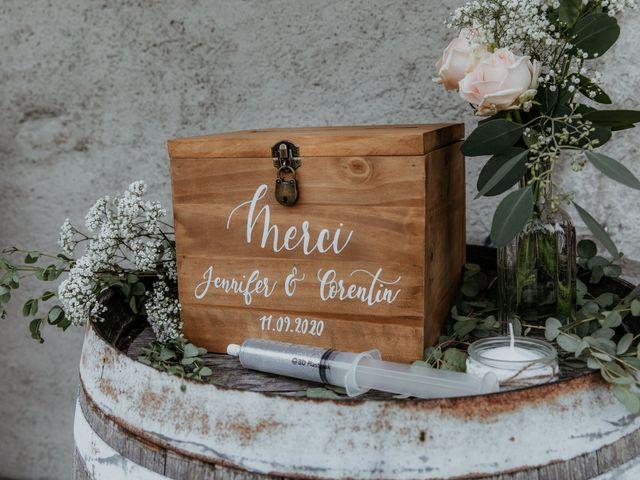 Le mariage de Corentin et Jennifer à Saint-Sixt, Haute-Savoie 75