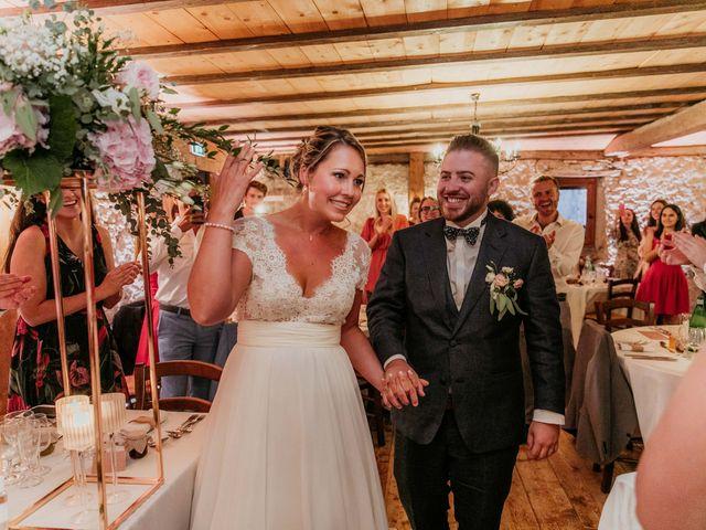 Le mariage de Corentin et Jennifer à Saint-Sixt, Haute-Savoie 77