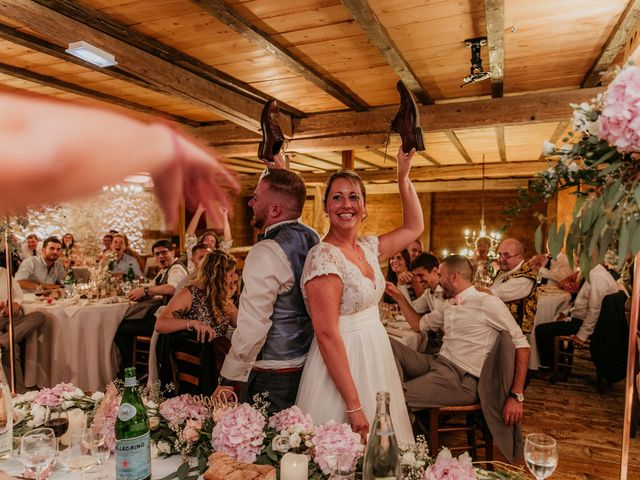 Le mariage de Corentin et Jennifer à Saint-Sixt, Haute-Savoie 78