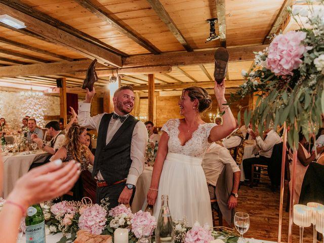 Le mariage de Corentin et Jennifer à Saint-Sixt, Haute-Savoie 79