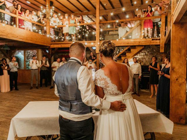 Le mariage de Corentin et Jennifer à Saint-Sixt, Haute-Savoie 81