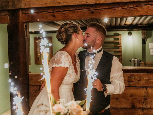 Le mariage de Corentin et Jennifer à Saint-Sixt, Haute-Savoie 82