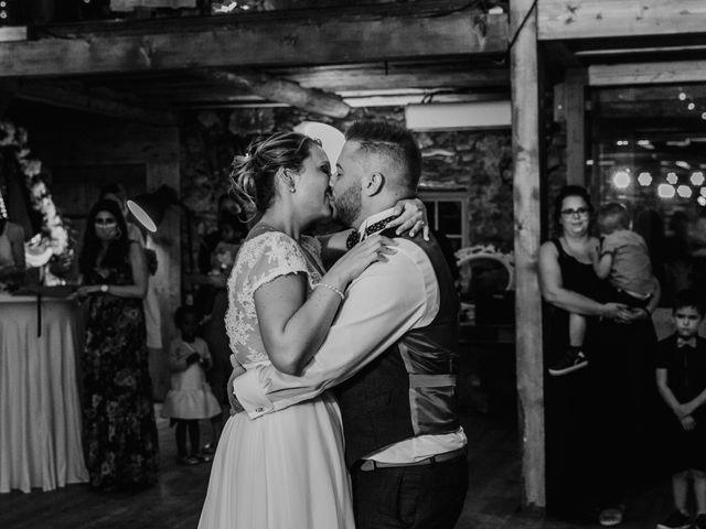 Le mariage de Corentin et Jennifer à Saint-Sixt, Haute-Savoie 85