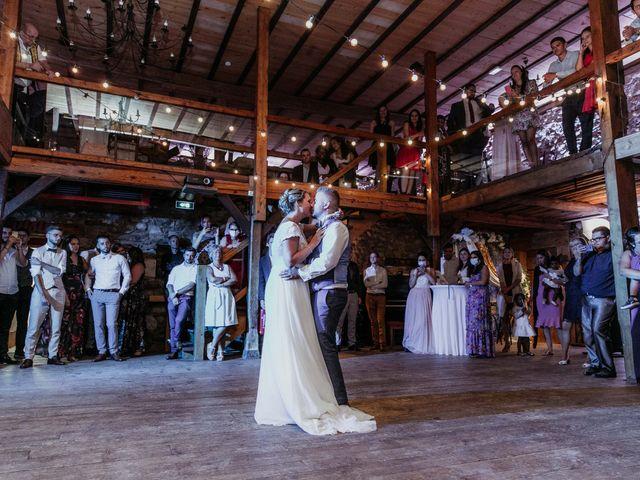 Le mariage de Corentin et Jennifer à Saint-Sixt, Haute-Savoie 87