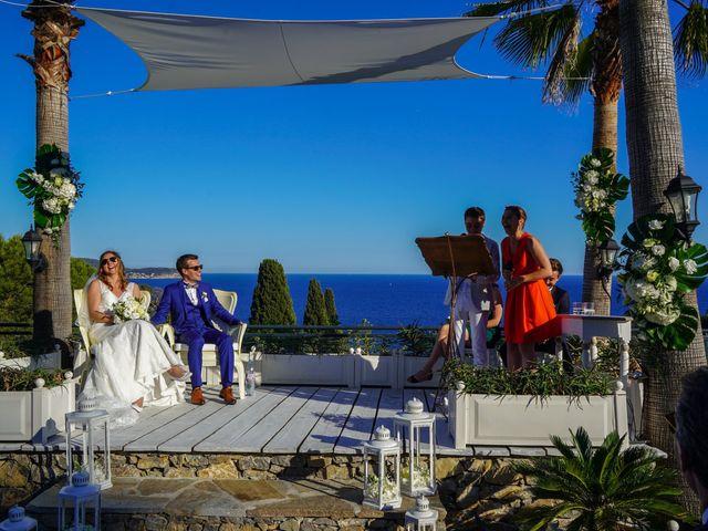 Le mariage de Kevin et Charlotte à Toulon, Var 20