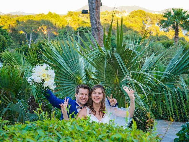 Le mariage de Kevin et Charlotte à Toulon, Var 28