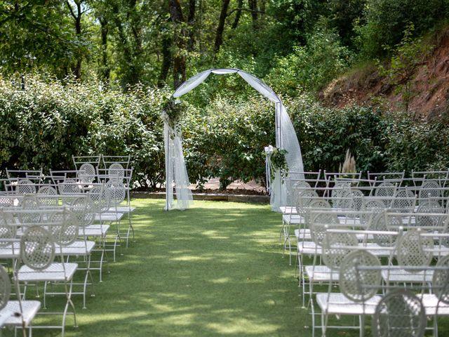 Le mariage de Ludovic et Elodie à Ollières, Var 3