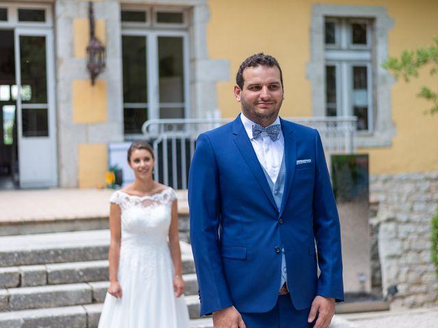 Le mariage de Ludovic et Elodie à Ollières, Var 9