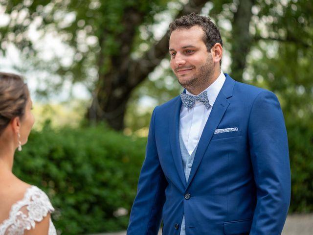 Le mariage de Ludovic et Elodie à Ollières, Var 12