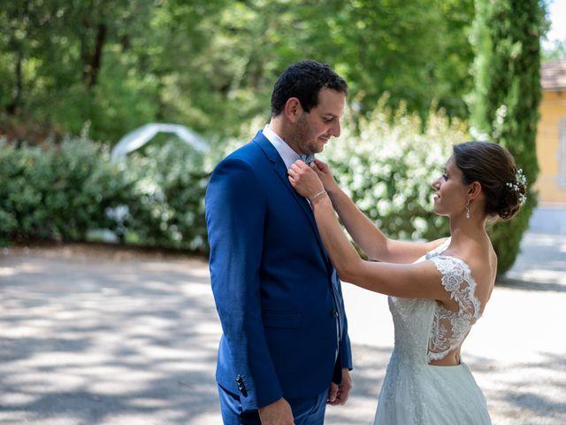 Le mariage de Ludovic et Elodie à Ollières, Var 13