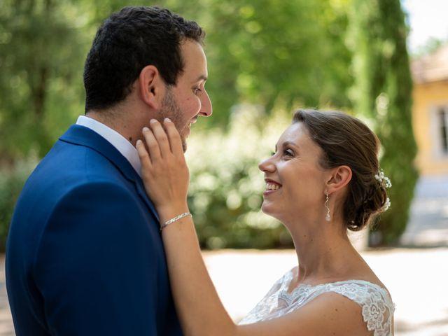 Le mariage de Ludovic et Elodie à Ollières, Var 14