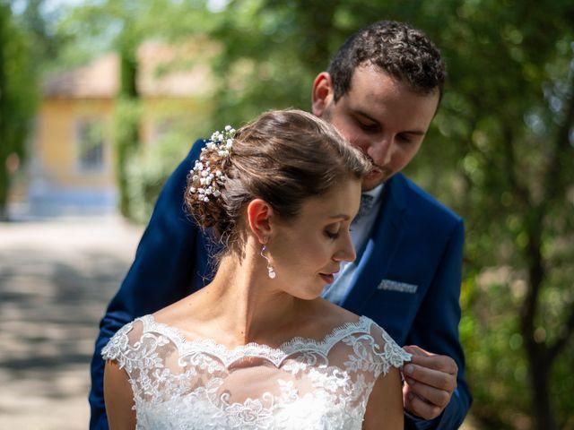 Le mariage de Ludovic et Elodie à Ollières, Var 15