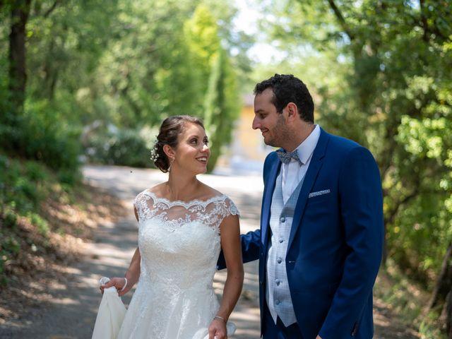 Le mariage de Ludovic et Elodie à Ollières, Var 16