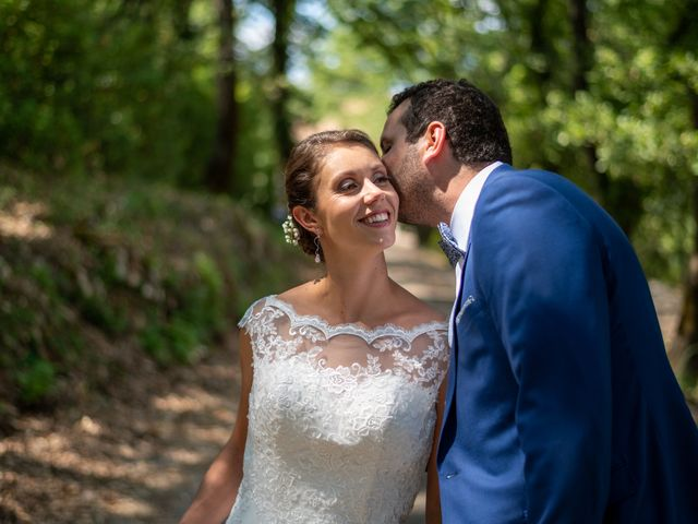 Le mariage de Ludovic et Elodie à Ollières, Var 17