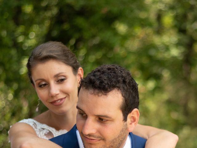Le mariage de Ludovic et Elodie à Ollières, Var 1