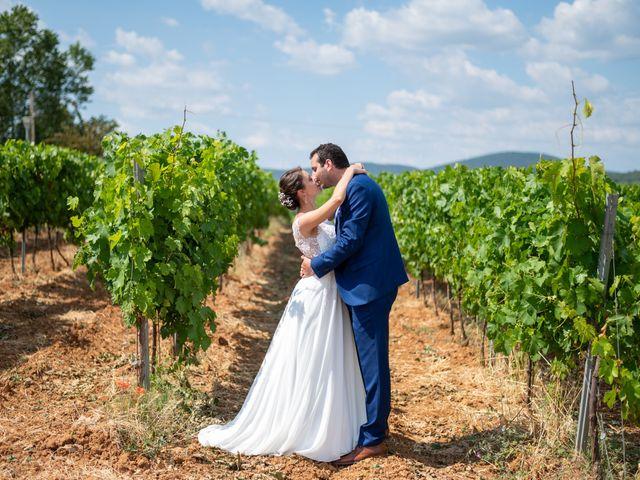 Le mariage de Ludovic et Elodie à Ollières, Var 22