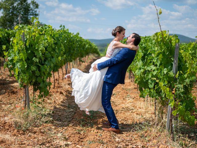 Le mariage de Ludovic et Elodie à Ollières, Var 23
