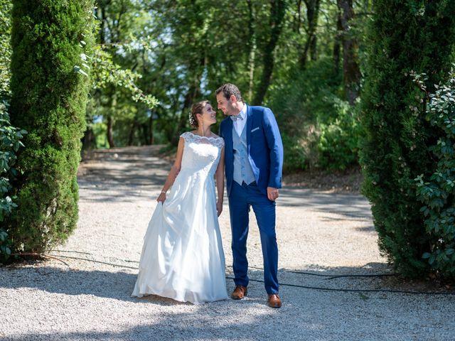 Le mariage de Ludovic et Elodie à Ollières, Var 24