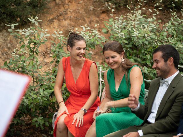 Le mariage de Ludovic et Elodie à Ollières, Var 35