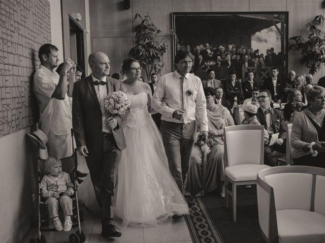 Le mariage de Jérôme et Léanne à Saint-Nazaire, Loire Atlantique 8
