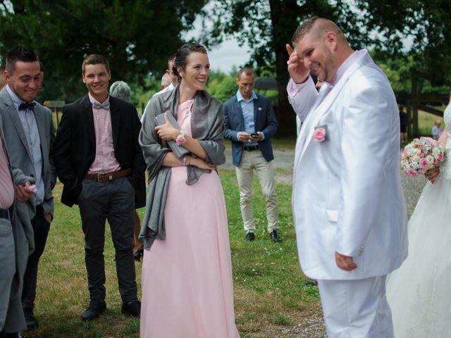 Le mariage de Jérôme et Léanne à Saint-Nazaire, Loire Atlantique 17