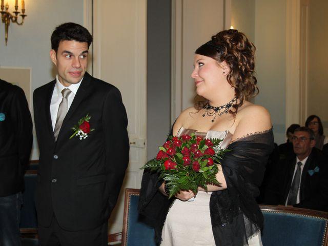Le mariage de Gabriel et Philippine à Floirac, Gironde 1
