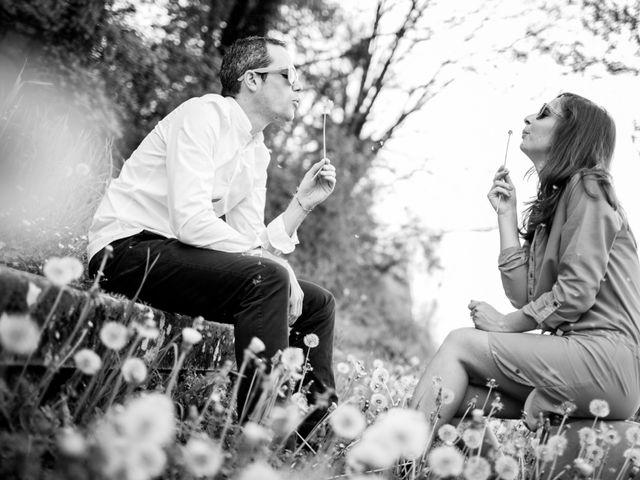 Le mariage de Romaric et Cécile à Chapelle-Voland, Jura 1