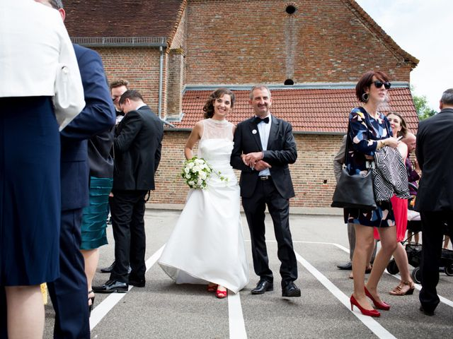 Le mariage de Romaric et Cécile à Chapelle-Voland, Jura 10