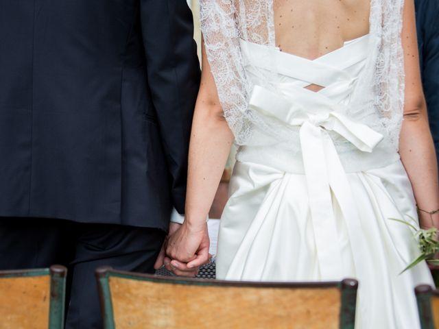 Le mariage de Romaric et Cécile à Chapelle-Voland, Jura 11