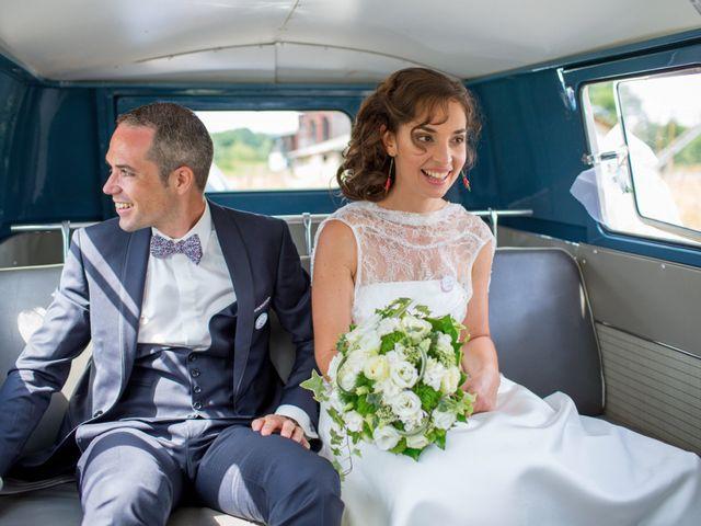 Le mariage de Romaric et Cécile à Chapelle-Voland, Jura 13