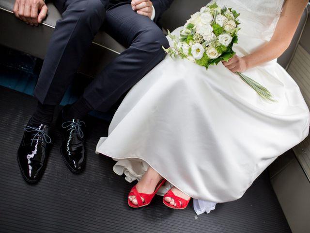 Le mariage de Romaric et Cécile à Chapelle-Voland, Jura 14
