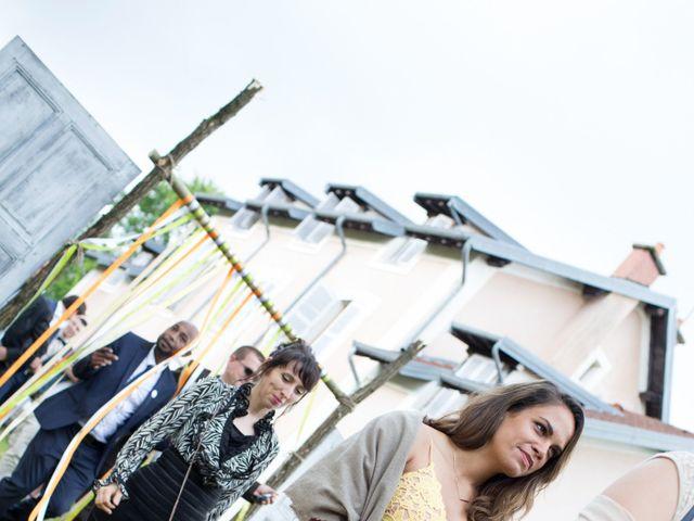 Le mariage de Romaric et Cécile à Chapelle-Voland, Jura 16