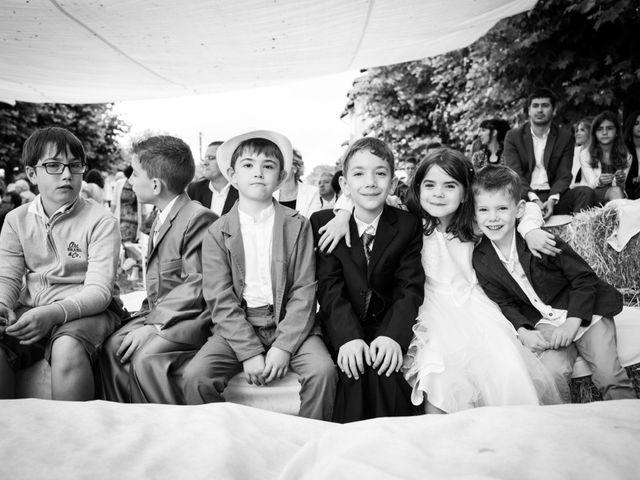 Le mariage de Romaric et Cécile à Chapelle-Voland, Jura 17