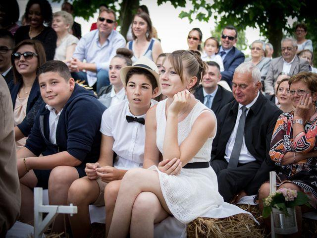Le mariage de Romaric et Cécile à Chapelle-Voland, Jura 21